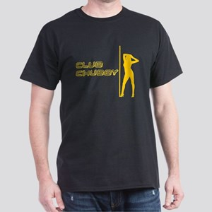 Club Chubby Jump Dancer Dark T-Shirt